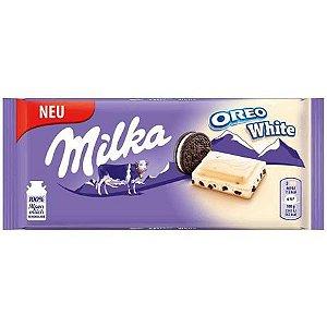 Oreo White 100g - Milka