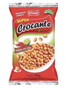 Amendoim Crocante  Pimenta Com Limão 1,005kg Amendupã