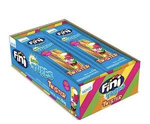 Bala Fini Tubes Twister Azedinho 12un X15g - Fini