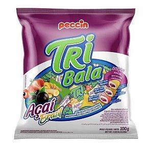 Bala Tribala Açai Sortida  500g - Peccin