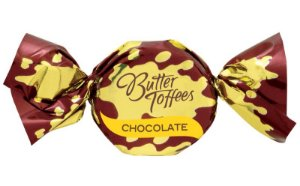 Bala Butter Toffees Chocolate  100g - Arcor