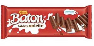 Baton Tablete Ao Leite 96g - Garoto