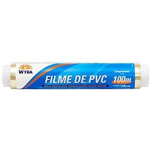 Filme de PVC  100mx45cm - Wyda