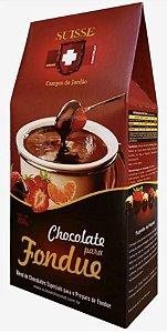 Chocolate para Fondue 200g - Suisse Chocolat