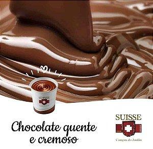 Chocolate Quente Cremoso Campos do Jordão 1kg - Suisse Chocolat