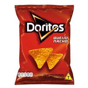 Salgadinho Doritos Queijo Nacho Elma Chips 140g