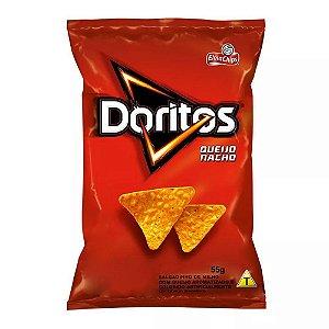 Salgadinho Doritos Queijo Nachos 55g- Elma Chips