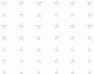 Saco Celofane  Decorado Estrela Branca 10x14cm com 50 unidades - Packpel