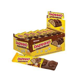 Chocolate Tribombom 20 unidade de 30g - Dadinho