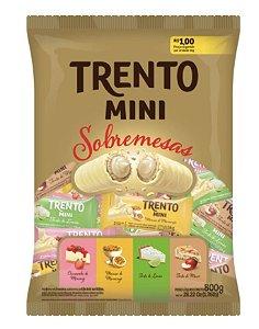 Chocolate Trento Mini Sobremesas Sortidas 800g - Peccin
