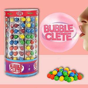 Pote Goma de Mascar Kids Bubble Clete 40 unidades - Kids Zone