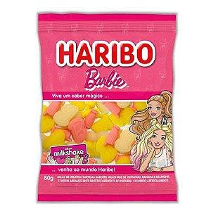 Bala Gelatina Barbie Milkshake 80g - Haribo