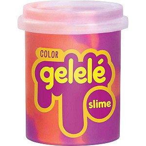 Gelelé Color Slime 152g - Doce Brinquedo