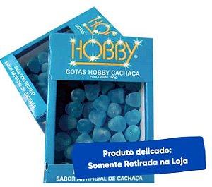 Gotas de Licor Sabor Cachaça 200g - Hobby