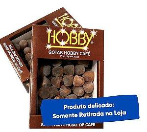 Gotas de Licor Sabor Café 200g - Hobby