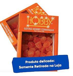 Gotas de Licor Sabor Conhaque 200g - Hobby