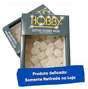 Gotas de Licor Sabor Rum 200g - Hobby
