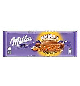 Chocolate Almond Truffle 300g - Milka
