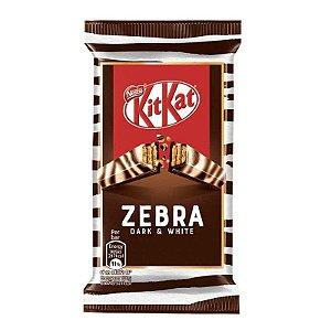 Kit Kat Zebra Dark&Branco 41,5g