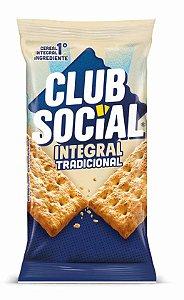 Club Social Integral Tradicional 144g - 6unidades de 24g - Mondelez