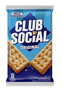 Club Social Original 144g - 6 unidades de 24g - Mondelez