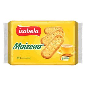 Biscoito Doce Maizena 400 g - Isabela