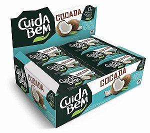 Cocada Cuida Bem 0% Açúcar - 24 unidades - Santa Helena