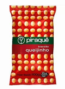 Biscoito Salgadinho Queijinho - 100 g - Piraquê