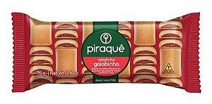Biscoito com Recheio de Goiaba Goiabinha Piraquê 75g
