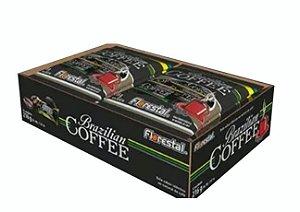 Bala Brasilian Coffee 216g c/ 12 unidades - Florestal