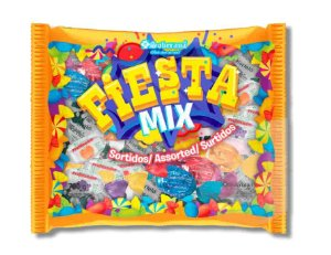 Doces Sortidas com Pirulitos Festa Mix 700g - Soberana