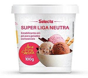 Super Liga Neutra Selecta Duas Rodas 100G