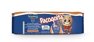 Paçoca Paçoquita Diet Embalada c/ 8 Unid. 144g - Santa Helena