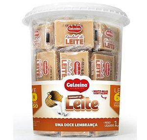 Doce De Leite 1,02 Kg 60 un embalagem individual - Gulosina
