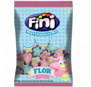 Marshmallows Flor Fini - 250G