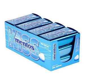 Pastilha Mentos Kiss Mint com 12 unidades de 35g - Perfetti