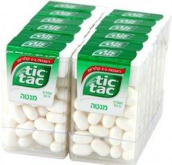 Bala Tic Tac Menta C/ 14 Unidades - Ferrero