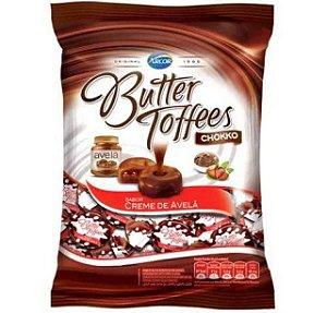 Bala Butter Toffees Avelã 600G - Arcor