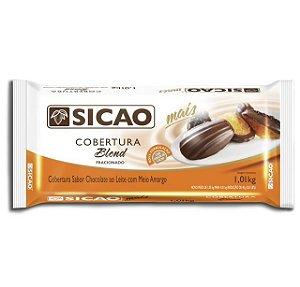 Cobertura Sicao Mais Blend - Barra 1,01Kg Sicao