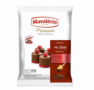Cobertura Chocolate Premium Em Gotas 1,01Kg Ao Leite - Mavalério