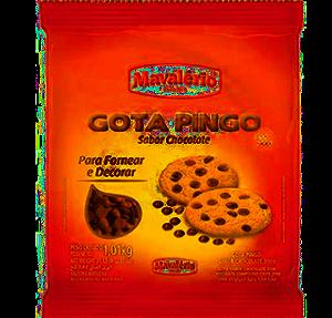 Gota Pingo Sabor Chocolate 1,01Kg-  Mavalerio