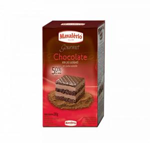 Chocolate Em Pó 50% Cacau 200G - Mavalério