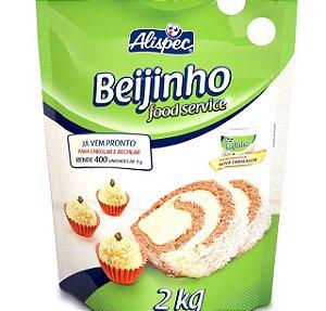 Beijinho 2Kg Food Service- Alispec