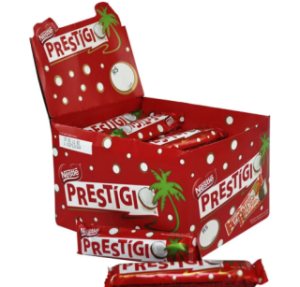 Chocolate Prestigio 30 unidades de 33g - Nestlé