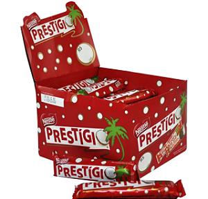 Chocolate Prestigio 33G C/ 30 - Nestlé