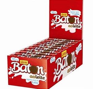 Chocolate Baton Ao Leite C/30 - Garoto