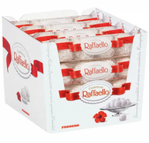Bombom Raffaello C/48 Ferrero
