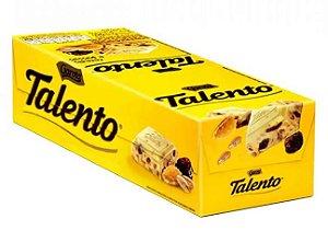 Chocolate Mini Talento Cereais e Passas 15X25g - Garoto