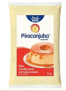 Leite Condensado Semidesnatado 5Kg -  Piracanjuba