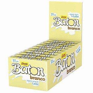 Chocolate Baton Branco 30x16g Garoto